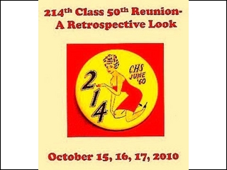 214th Class 50th reunion- A Retrospective Look